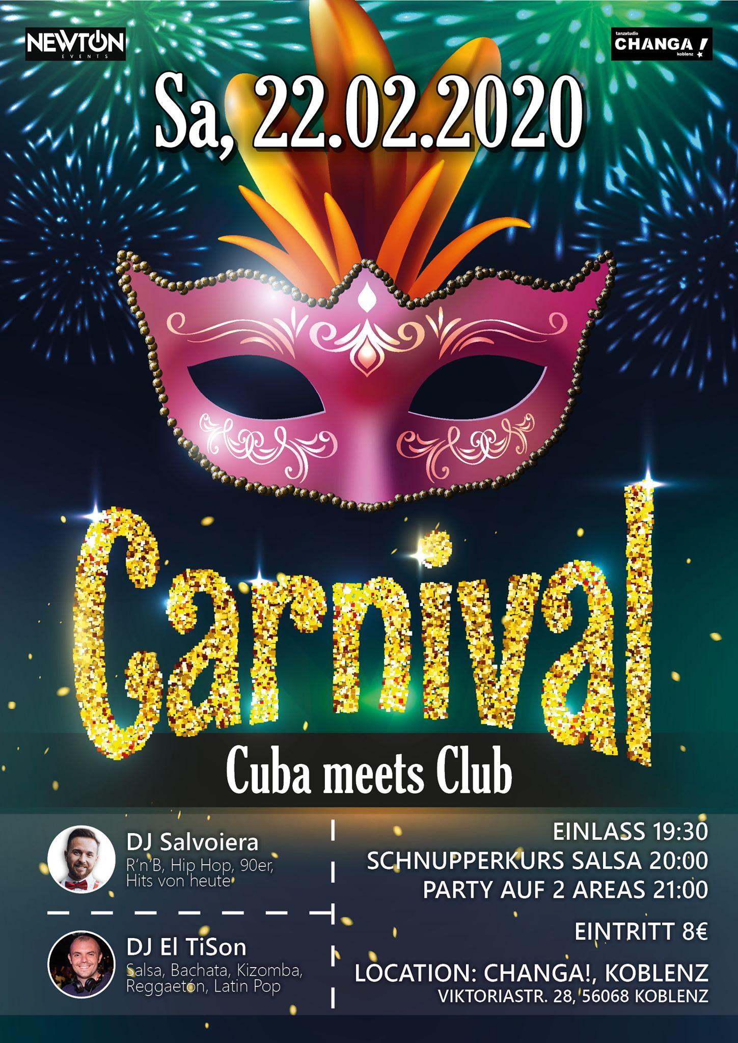 Carneval - Cuba meets Club