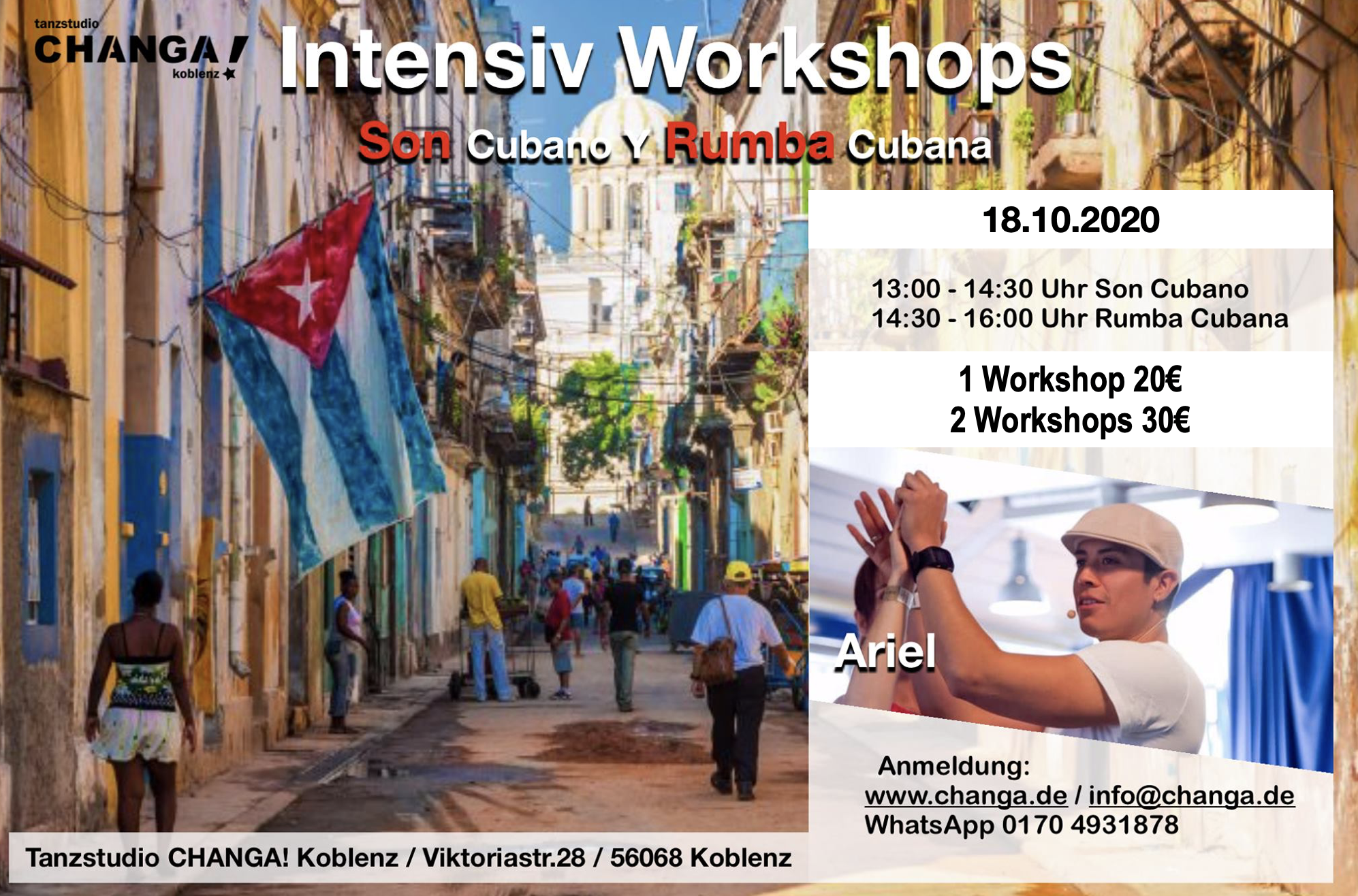 Son & Rumba Workshop